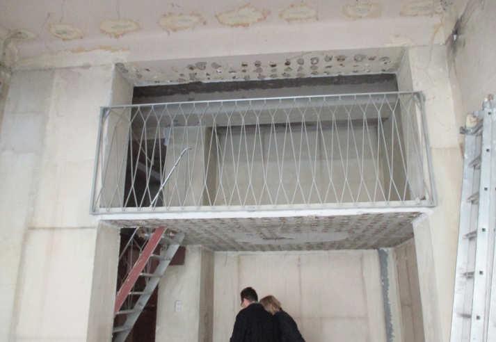 Schottenbastei 2 Umbau